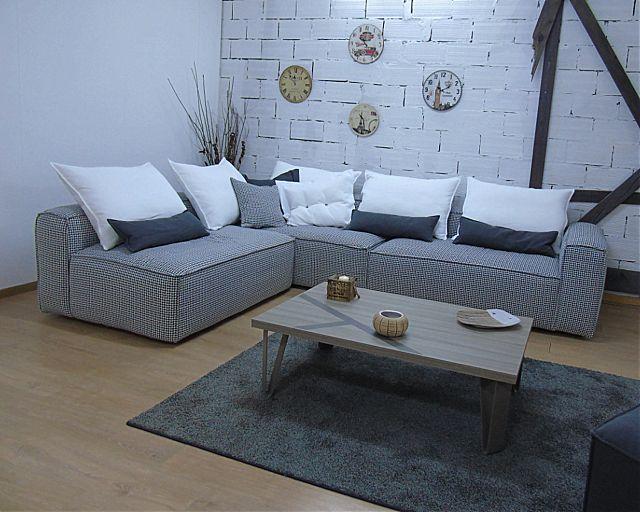 Καναπές γωνιακός Sofa And Style Martini-Martini