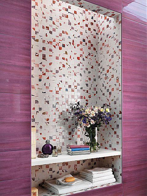 Ψηφίδα μπάνιου Fap Ceramiche Sole-Sole petali mosaico