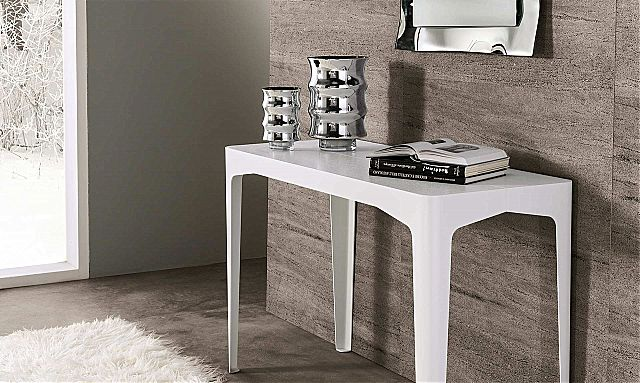 Κονσόλα έπιπλο Riflessi Corner-Corner Convertible Table