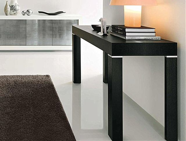Κονσόλα έπιπλο Riflessi P-Q-R-P-Q-R contemporary console table