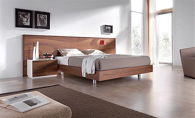 Κρεβάτι ξύλινο Megamobiliario Duna-Duna Bed
