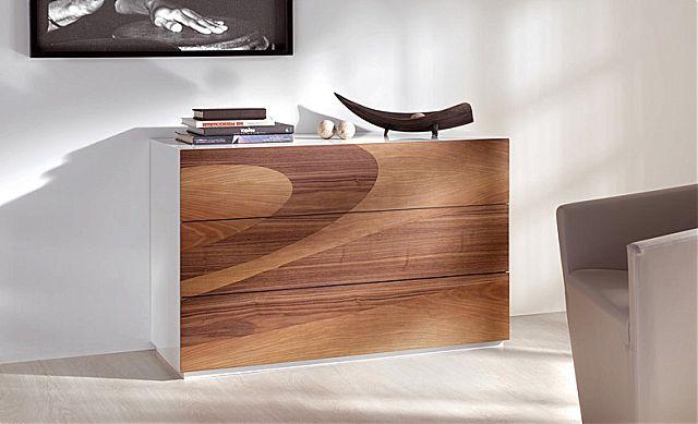 Συρταριέρα κρεβατοκάμαρας Megamobiliario Duna-Duna Chest 3 drawers