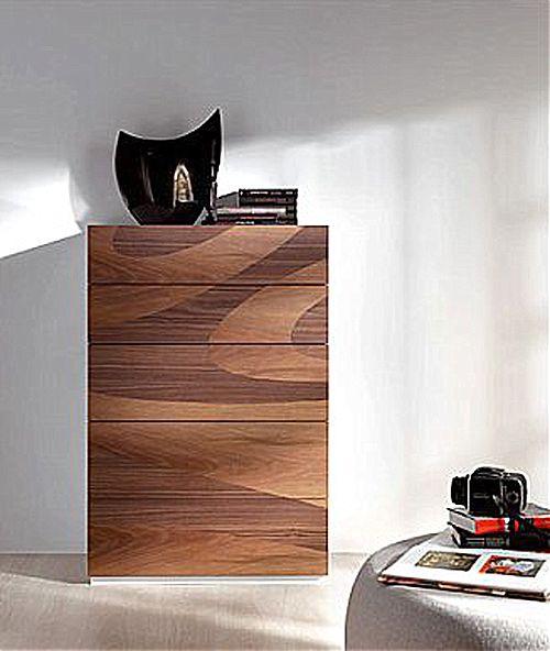 Συρταριέρα κρεβατοκάμαρας Megamobiliario Duna-Duna Chest 5 drawers