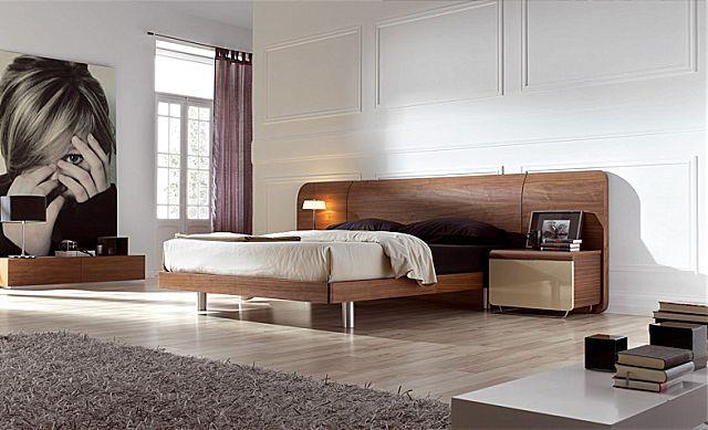 Κρεβάτι ξύλινο Megamobiliario Anita-Anita Bed