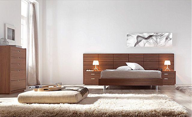 Κρεβάτι ξύλινο Megamobiliario Mar-Mar Bed