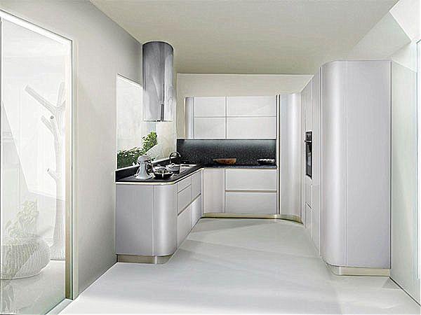 Κουζίνα μοντέρνα Snaidero Ola 20-Ola 20 Nordic white 3