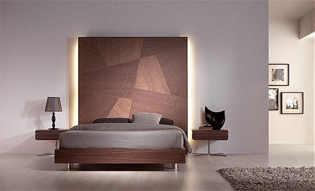 Κρεβάτι ξύλινο Megamobiliario Africa-Africa Bed