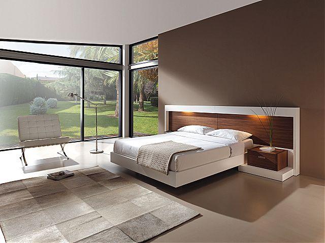Κρεβάτι ξύλινο Megamobiliario Candela-Candela Bed