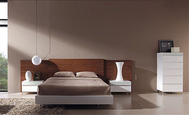 Κρεβάτι ξύλινο Megamobiliario Conchita-Conchita Bed