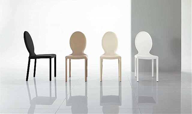 Καρέκλα τραπεζαρίας Riflessi Anna-Anna Chair