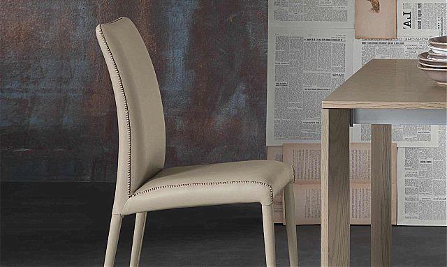 Καρέκλα τραπεζαρίας Riflessi Bruna-Bruna Chair