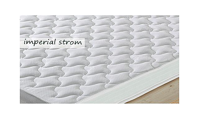 Επίστρωμα-ανώστρωμα κρεβατιού Imperial Strom Ergolatex-Ergolatex