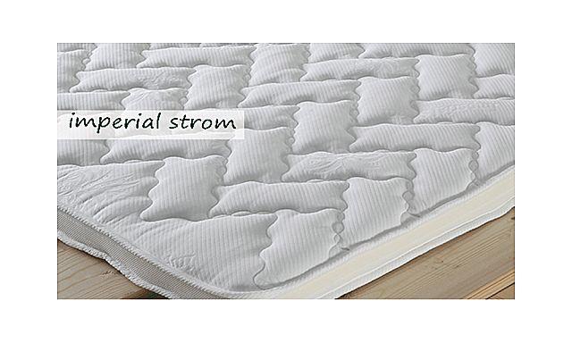 Επίστρωμα-ανώστρωμα κρεβατιού Imperial Strom Memory Foam-Memory Foam