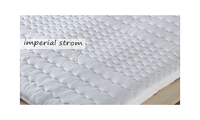 Επίστρωμα-ανώστρωμα κρεβατιού Imperial Strom Eurolatex-Eurolatex