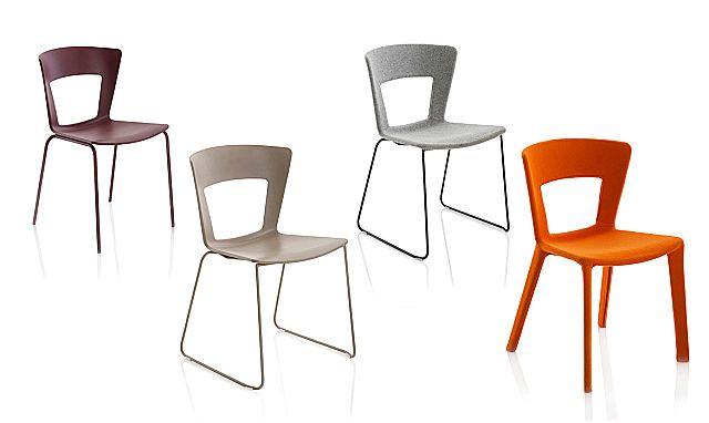 Καρέκλα κουζίνας Riflessi Lilia-Lilia Chair