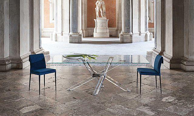 Καρέκλα τραπεζαρίας Riflessi Mavi-Mavi Chair