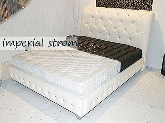 Κρεβάτι επενδυμένο Imperial Strom Αφροδίτη-Αφροδίτη