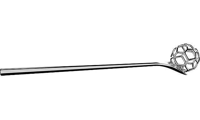 Κουτάλι Alessi Acacia-MMI28 honey dipper