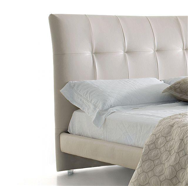 Κρεβάτι επενδυμένο Nicoline Bloom-Bloom Bed