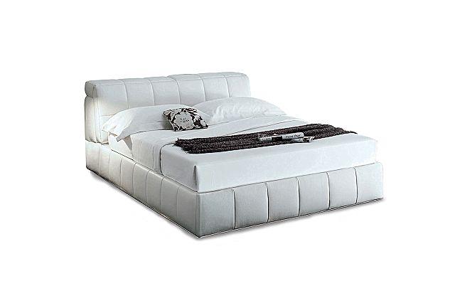 Κρεβάτι επενδυμένο Nicoline Elegance-Elegance Bed