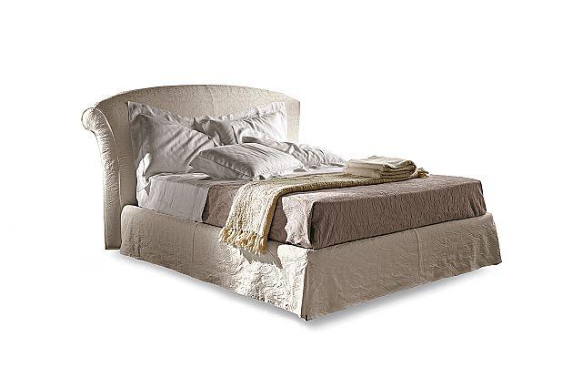 Κρεβάτι επενδυμένο Nicoline Oxford-Oxford Bed