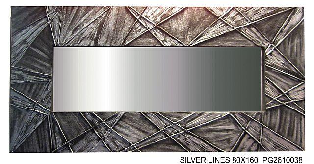 Καθρέφτης Gallerista by Repanis Silver Lines-Silver Lines