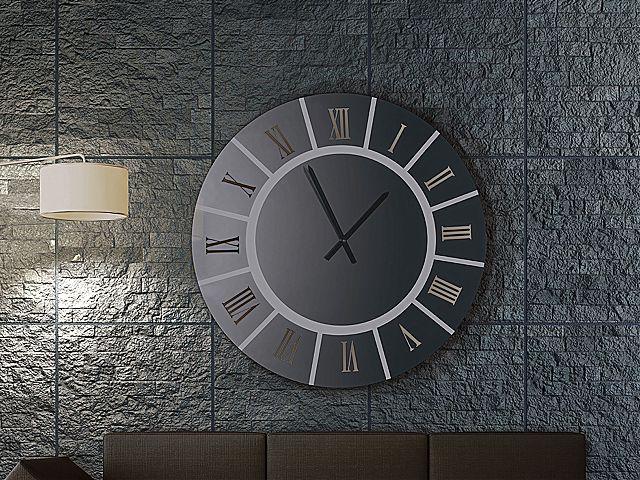 Ρολόι τοίχου Κεσίσογλου Φιμέ-226