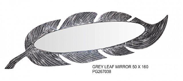 Καθρέφτης Gallerista by Repanis Grey-Grey Leaf
