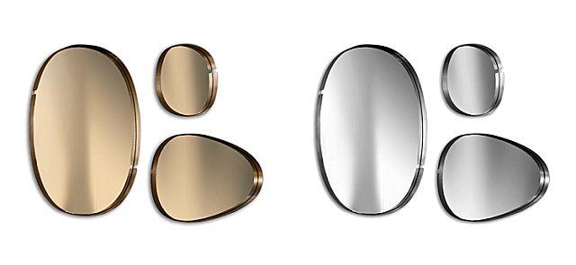 Καθρέφτης Riflessi Lumière-Lumière Mirror