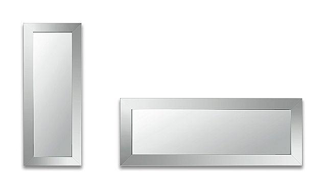 Καθρέφτης Riflessi Titanio-Titanio Mirror