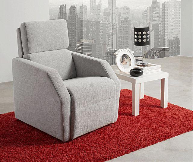 Πολυθρόνα Suinta Onix-Onix Relax Armchair