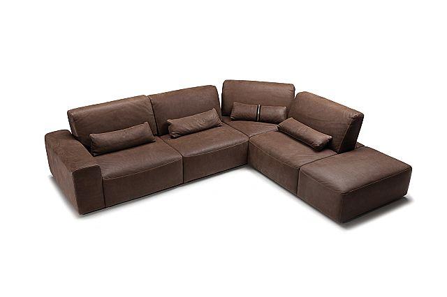 Καναπές γωνιακός Nicoline Brio-Brio Corner Sofa