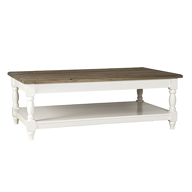 Τραπεζάκι σαλονιού Arva Country Oak-Country Oak Coffee Table