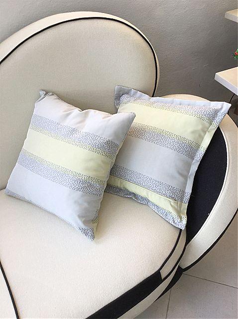 Μαξιλάρι διακοσμητικό σαλονιού Arva Peace-Peace 2 Cushion Set