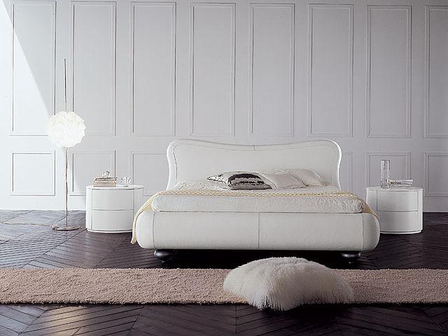 Κρεβάτι επενδυμένο DallAgnese Grouppi letto-imbottiti,christal bed
