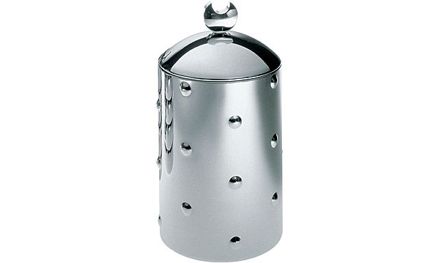 Βαζάκι/Δοχείο αποθήκευσης Alessi Kalistò 1-CB01 kitchen box