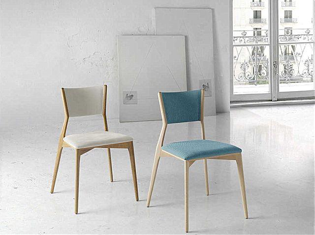 Καρέκλα τραπεζαρίας Nacher Leger-Leger Chair