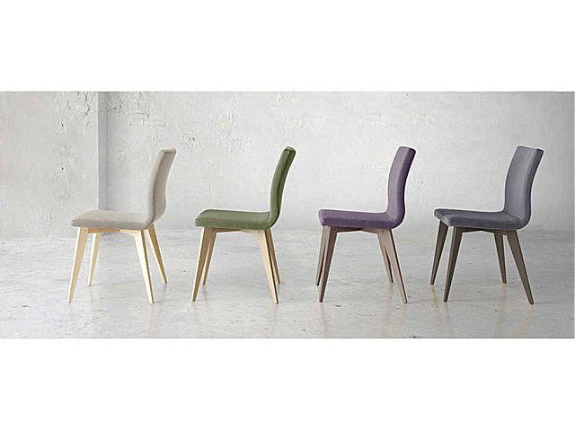 Καρέκλα τραπεζαρίας Nacher Layla Wood-Layla Wood Chair