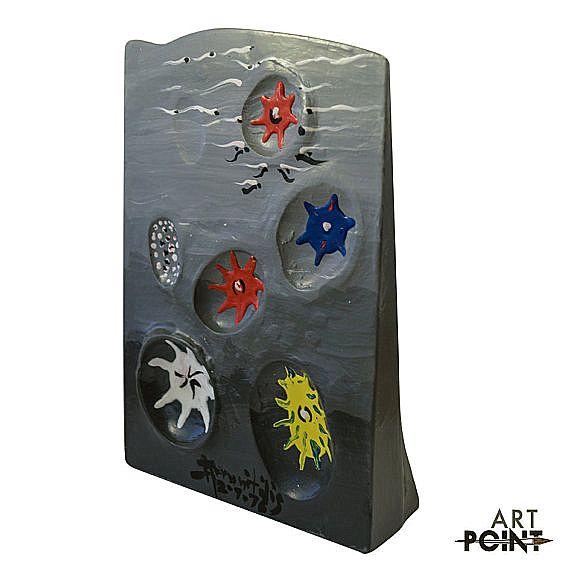 Άγαλμα/Γλυπτό Arva Starfish Madness-Starfish Madness Sculpture