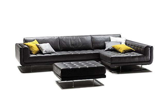 Καναπές γωνιακός Nicoline Vog-Vog Corner Sofa
