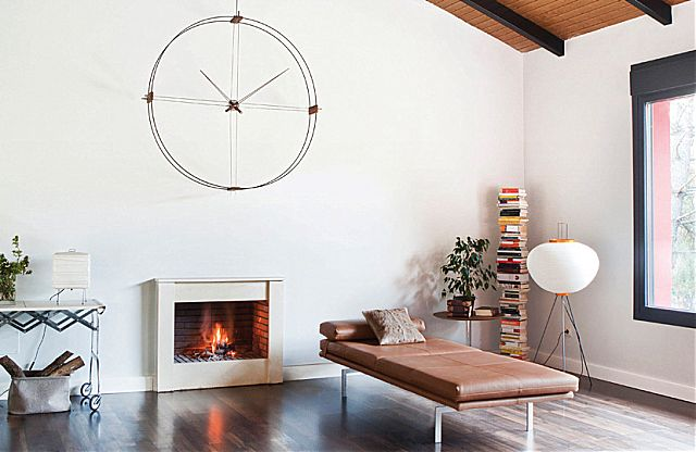Ρολόι τοίχου Arva Delmori-Delmori Clock