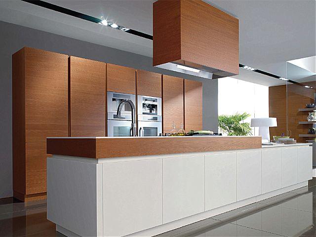 Κουζίνα μοντέρνα Euromobil Filotabula-Filotabula Cucina