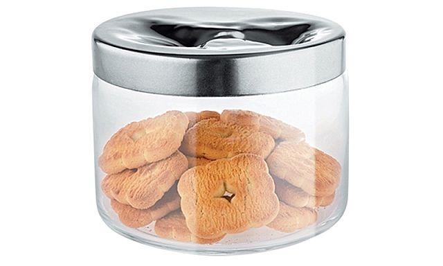 Βαζάκι/Δοχείο αποθήκευσης Alessi Carmeta-LC20 biscuit box