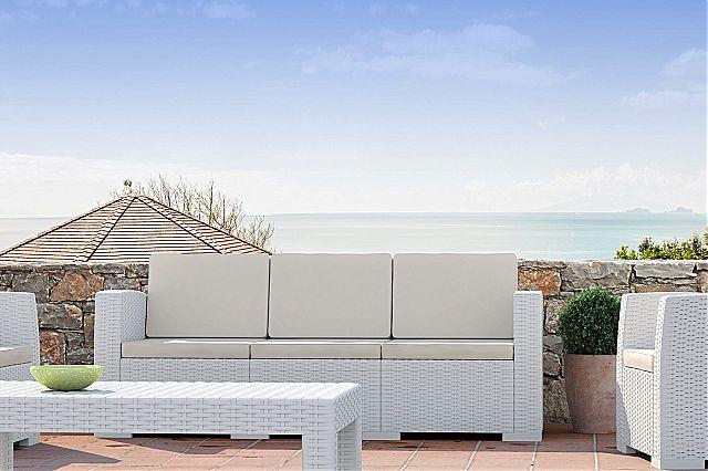 Καναπές κήπου Arva Monaco-Monaco Lounge