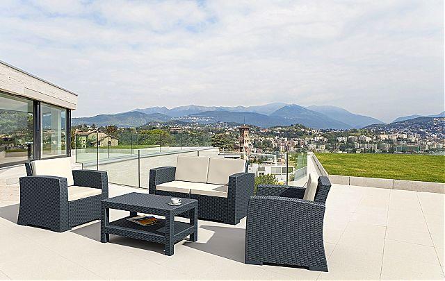 Καναπές κήπου Arva Monaco-Monaco Lounge Sofa