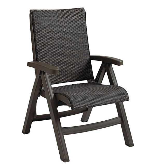 Πολυθρόνα κήπου Grosfillex Java All-Weather-Wicker Chair