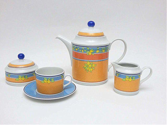 Σερβίτσιo Τσαγιού-Καφέ Κεσίσογλου Retsch Porcelain-Heike 6868