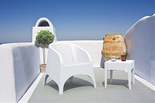 Πολυθρόνα κήπου Siesta Aruba armchair-Aruba