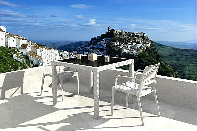 Πολυθρόνα κήπου Siesta Capri armchair-Capri