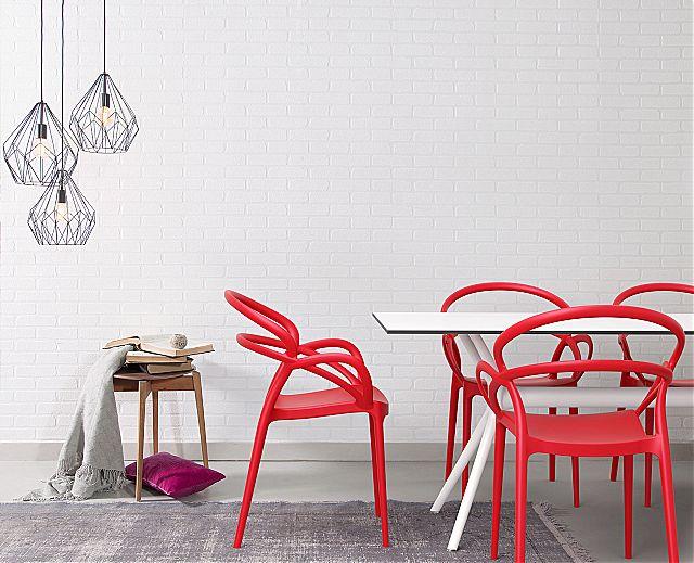 Πολυθρόνα κήπου Siesta Mila armchair-Mila
